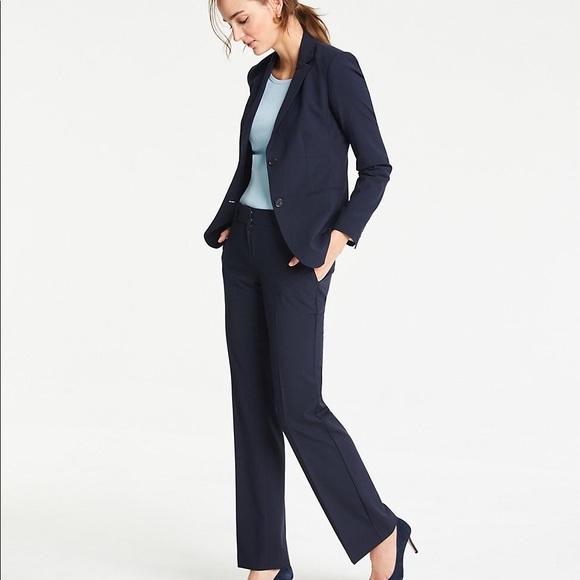 Ann Taylor Jackets & Blazers - Black Anne Taylor Petite Suit
